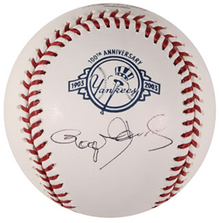 ROGER CLEMENS - AUTOGRAPHED SIGNED BASEBALL