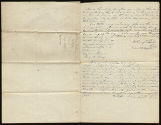 JULIUS A. BINGHAM - DEED SIGNED 02/12/1844 CO-SIGNED BY: CHARLOTTE BINGHAM, STEPHEN SIMON