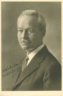 SIR WILFRED T. GRENFELL - AUTOGRAPHED SIGNED PHOTOGRAPH