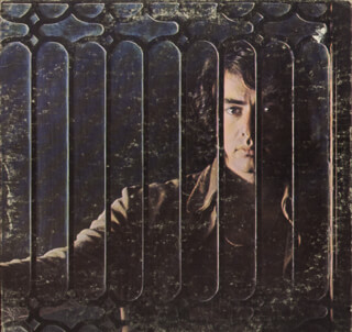 NEIL DIAMOND - RECORD ALBUM COVER SIGNED