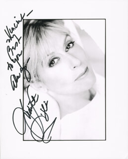 JUDITH LIGHT - AUTOGRAPHED INSCRIBED PHOTOGRAPH