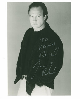 JAMES BELUSHI - AUTOGRAPHED INSCRIBED PHOTOGRAPH