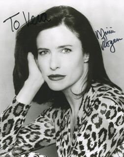 MIMI ROGERS - AUTOGRAPHED INSCRIBED PHOTOGRAPH