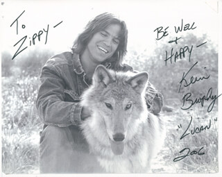 KEVIN BROPHY - AUTOGRAPHED INSCRIBED PHOTOGRAPH 2006