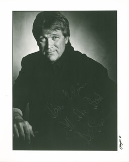 BO SVENSON - AUTOGRAPHED INSCRIBED PHOTOGRAPH