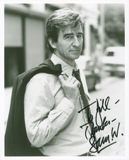 SAM WATERSTON - AUTOGRAPHED INSCRIBED PHOTOGRAPH
