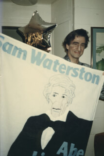 SAM WATERSTON - PHOTOGRAPH UNSIGNED