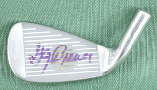 GAY BREWER - GOLF CLUB HEAD SIGNED