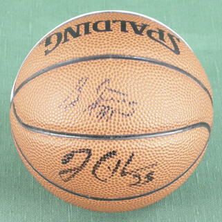 JASON COLLINS - BASKETBALL SIGNED
