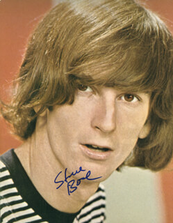 LOVIN' SPOONFUL (STEVE BOONE) - AUTOGRAPHED SIGNED PHOTOGRAPH