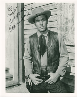 DON DURANT - AUTOGRAPHED INSCRIBED PHOTOGRAPH