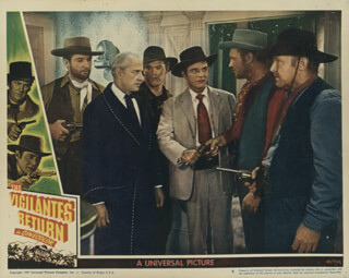 JOHN HART - LOBBY CARD UNSIGNED (USA) 1947