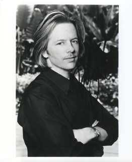DAVID SPADE - AUTOGRAPHED SIGNED PHOTOGRAPH