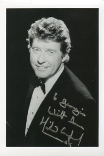 MICHAEL CRAWFORD - AUTOGRAPHED INSCRIBED PHOTOGRAPH