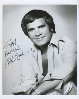 RICH LITTLE - AUTOGRAPHED INSCRIBED PHOTOGRAPH