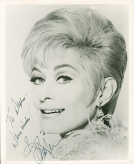 GRETCHEN WYLER - AUTOGRAPHED INSCRIBED PHOTOGRAPH