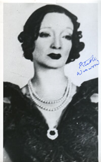 ESTELLE WINWOOD - AUTOGRAPHED SIGNED PHOTOGRAPH