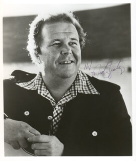 NED BEATTY - AUTOGRAPHED SIGNED PHOTOGRAPH