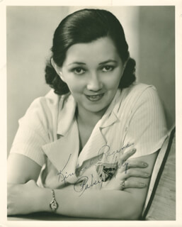 PATSY KELLY - AUTOGRAPHED SIGNED PHOTOGRAPH