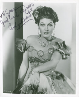 EVELYN BRENT - AUTOGRAPHED INSCRIBED PHOTOGRAPH