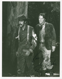 PERRY KING - AUTOGRAPHED INSCRIBED PHOTOGRAPH