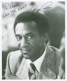 BILL COSBY - AUTOGRAPHED INSCRIBED PHOTOGRAPH