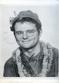 GARY BURGHOFF - AUTOGRAPH LETTER SIGNED