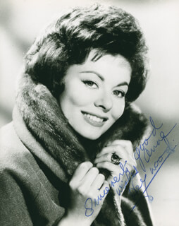 ANNE HEYWOOD - AUTOGRAPHED INSCRIBED PHOTOGRAPH
