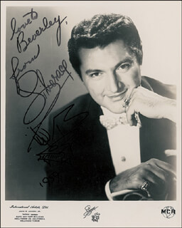 LIBERACE - AUTOGRAPHED INSCRIBED PHOTOGRAPH 1959