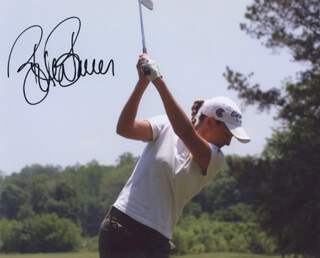 Autographs: BETH BAUER - PHOTOGRAPH SIGNED