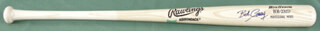 BOB COUSY - BASEBALL BAT SIGNED