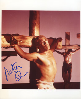 ANTHONY QUINN - AUTOGRAPHED SIGNED PHOTOGRAPH