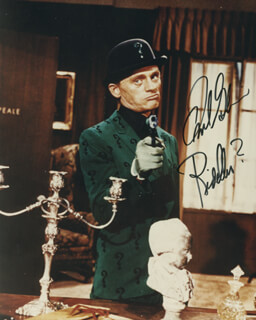 FRANK GORSHIN - AUTOGRAPHED SIGNED PHOTOGRAPH