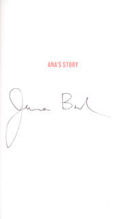 JENNA BUSH - BOOK SIGNED