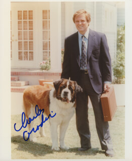 CHARLES GRODIN - AUTOGRAPHED SIGNED PHOTOGRAPH