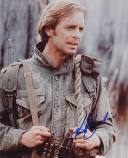 KEITH CARRADINE - AUTOGRAPHED SIGNED PHOTOGRAPH