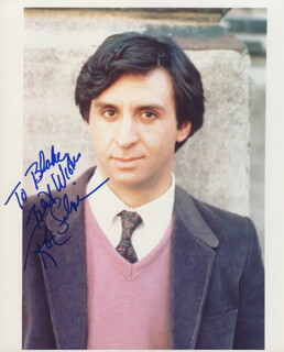 RON SILVER - AUTOGRAPHED INSCRIBED PHOTOGRAPH