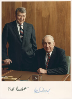 william hewlett david packard
