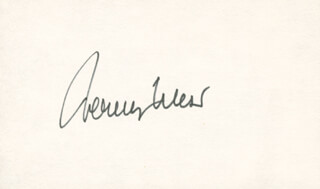 JERRY WEST - AUTOGRAPH