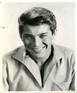PAUL ANKA - PHOTOGRAPH UNSIGNED