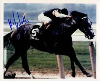 MIKE SMITH - AUTOGRAPHED SIGNED PHOTOGRAPH