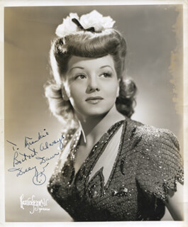 DOLLY DAWN - AUTOGRAPHED INSCRIBED PHOTOGRAPH