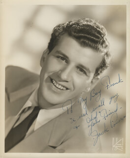 JACK POWERS - AUTOGRAPHED INSCRIBED PHOTOGRAPH