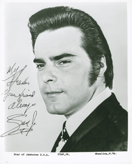 STAN JR - AUTOGRAPHED SIGNED PHOTOGRAPH
