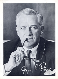 MERVYN LEROY - AUTOGRAPHED INSCRIBED PHOTOGRAPH