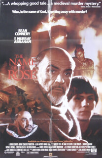 Autographs: F. MURRAY ABRAHAM - POSTER SIGNED