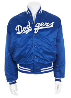 Autographs: TOM LASORDA - JACKET SIGNED