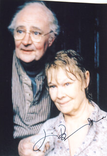 JIM BROADBENT - AUTOGRAPHED SIGNED PHOTOGRAPH