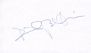 Autographs: DAVID BALTIMORE - SIGNATURE(S)