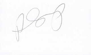 PHILLIP A. SHARP - AUTOGRAPH
